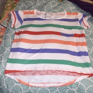 5/25$⚡️Woman's small striped top